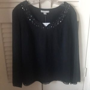 Beautiful Ladies Janeville top small new with tag